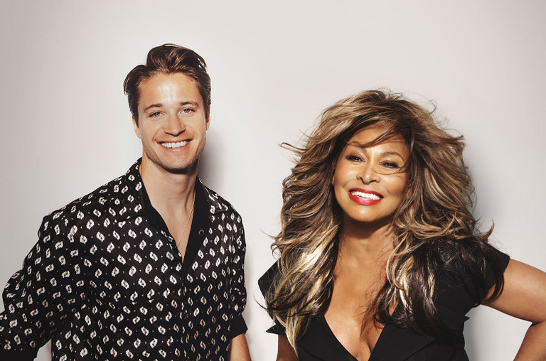 Kygo and Tina Turner