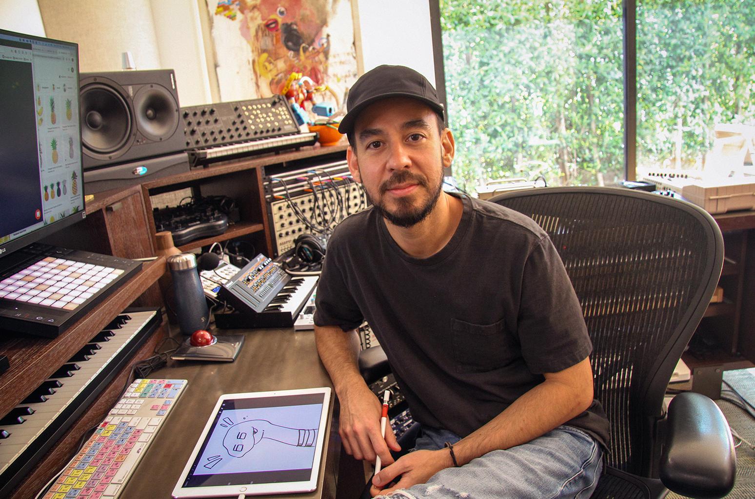 Mike Shinoda Twitch