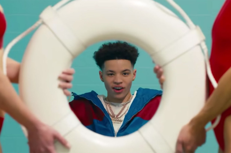 """Lil Mosey """"Blueberry Faygo"""""""