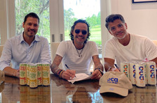Marc Anthony's Magnus Media Partners With Latin Beverage Brand BELIV: Exclusive
