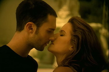 Adam Levine Honors 'First Pretend Kiss' Kelly Preston Following Her Death