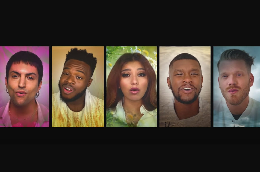 "Pentatonix, ""Dreams"""