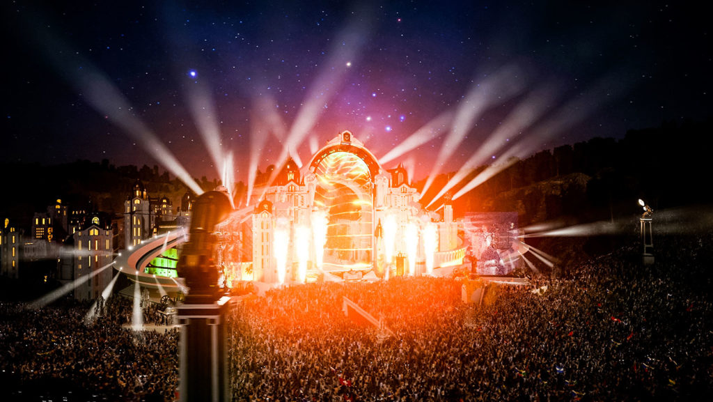 What Do Virtual Festivals Pay Artists Tomorrowland Tests A New Model Billboard