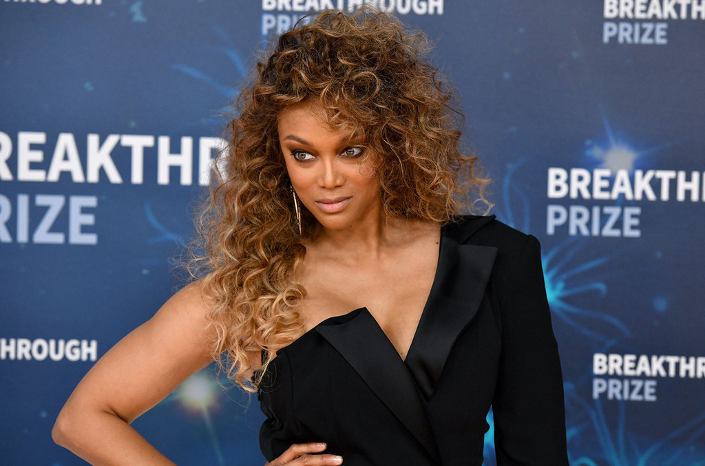 Tyra Banks Joins 'Dancing With the Stars' as New Host