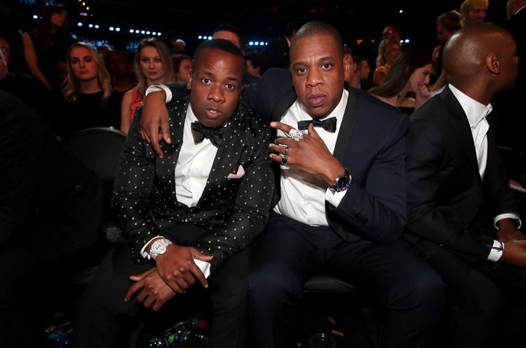 Yo Gotti and Jay-Z