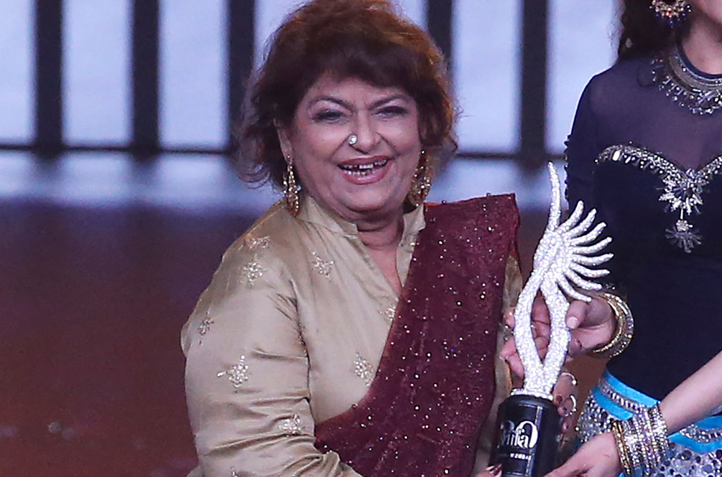 Saroj Khan, Top Bollywood Choreographer, Dies at 71