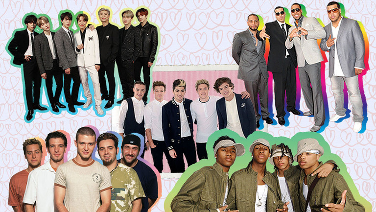 30 Best Boy Band Albums Of The Last 30 Years Billboard