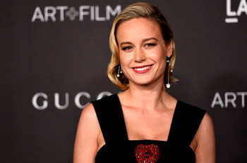 Brie Larson Promises We'll 'Be Alright' With Breezy Ariana Grande Cover