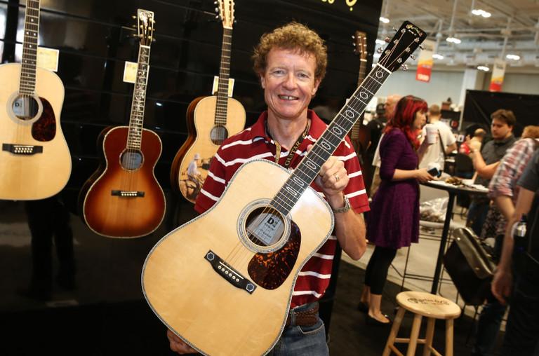 Chris Martin Guitars