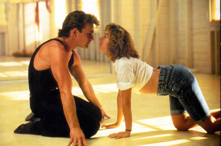 Patrick Swayze Jennifer Grey Dirty Dancing.