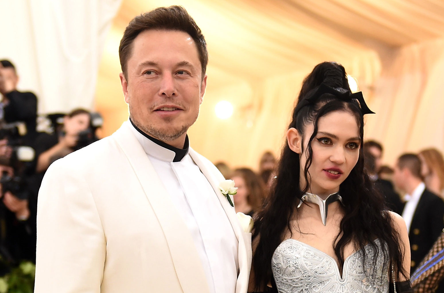 Grimes and Elon Musk Share Adorable New Photos With Son X Æ A-XII - Billboard