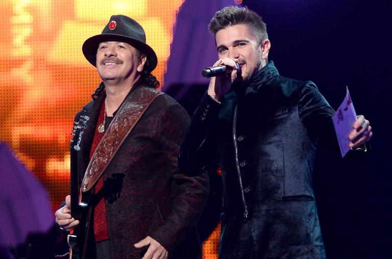 Carlos Santana Juanes
