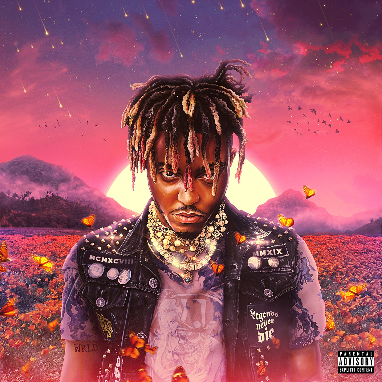 "Juice WRLD, ""Legends Never Die"""