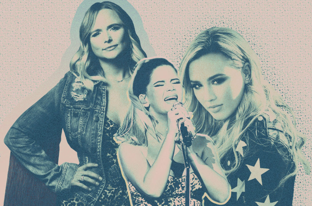 Five Women Have Topped Country Airplay in 2020. What's the Yearly Average Over the Chart's History?