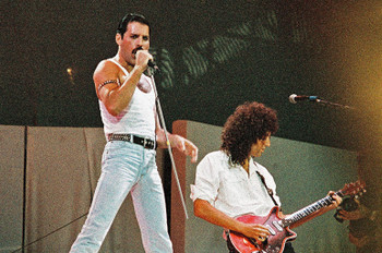 Queen's 'Greatest Hit' Notches U.K. Chart Milestone