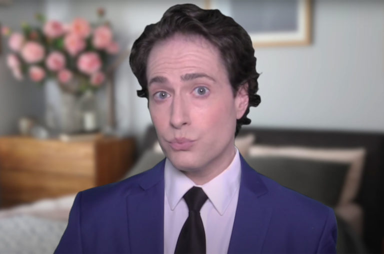 "Randy Rainbow, ""GEE, ANTHONY FAUCI!"""