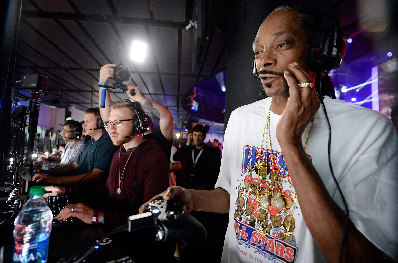 snoop dogg video game e3
