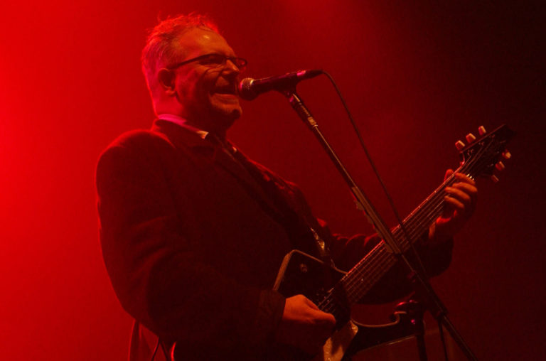 Tim Smith of the Cardiacs