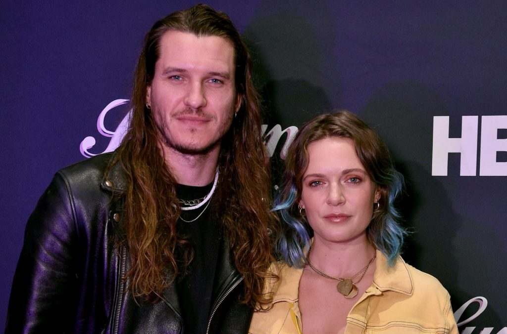 Tove Lo and Charlie Twaddle
