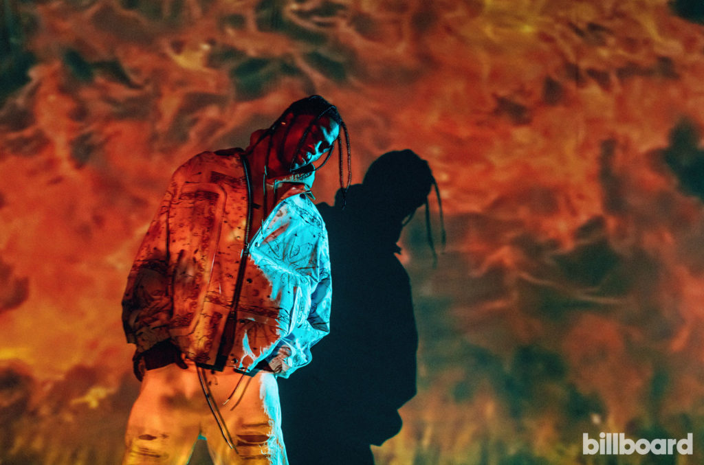 Travis Scott Announces Creative Partnership With PlayStation to Promote PS5