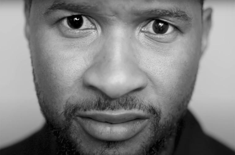"""Usher, """"I Cry"""""""