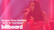 "Megan Thee Stallion's ""Girls In The Hood"" 