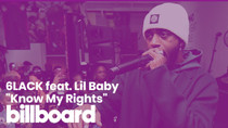 "6LACK's ""Know My Rights"" Featuring Lil Baby 