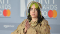 Billie Eilish Drops New Song 'My Future' | Billboard News
