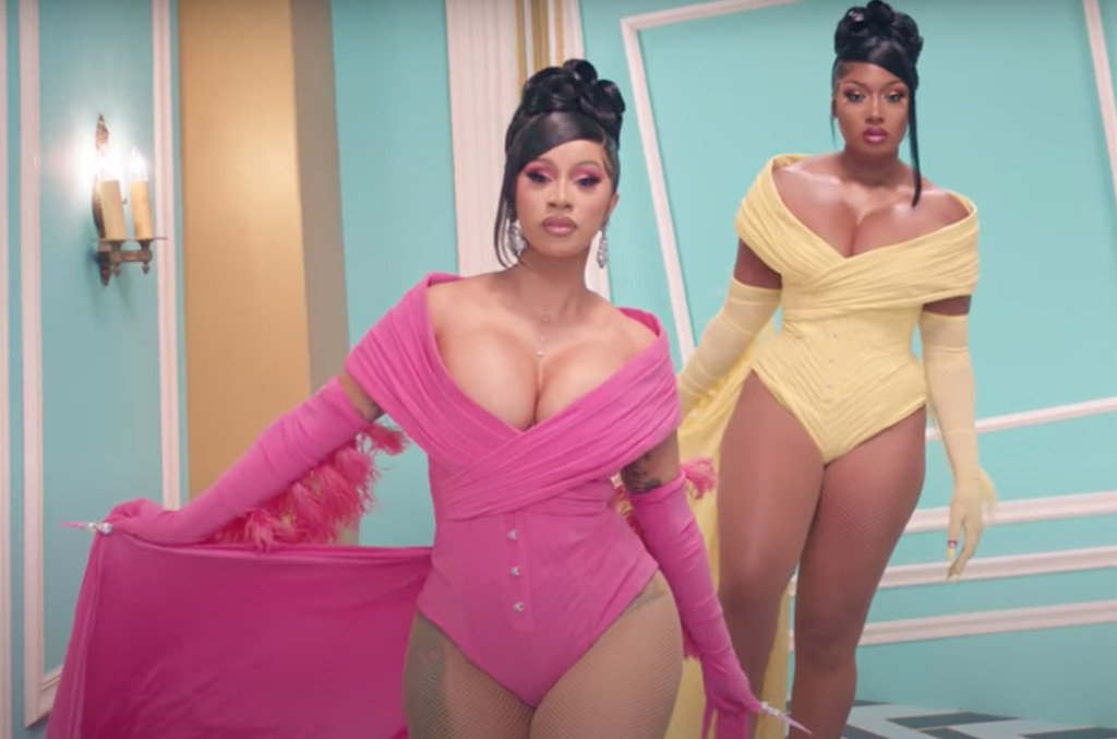 Cardi B And Megan Thee Stallion S Wap On Track For Highest New