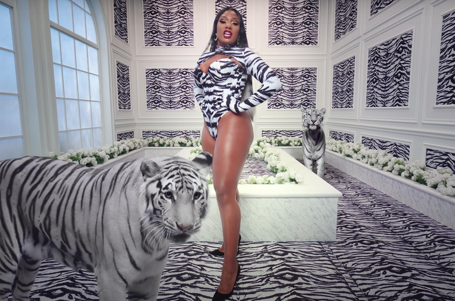 "Cardi B ft. Megan Thee Stallion ""WAP"""