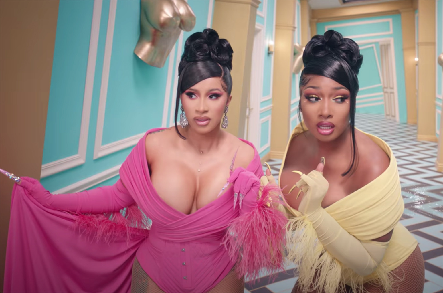 "Cardi B ft. Megan Thee Stallion ""WAP"""