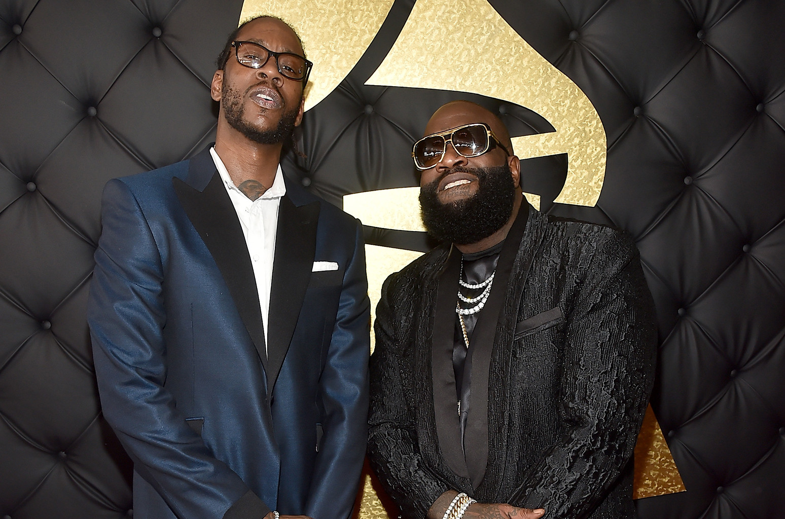 2 Chainz and Rick Ross