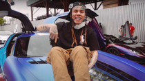 6ix9ine Drops New Song 'Punani' After House Arrest Release | Billboard News