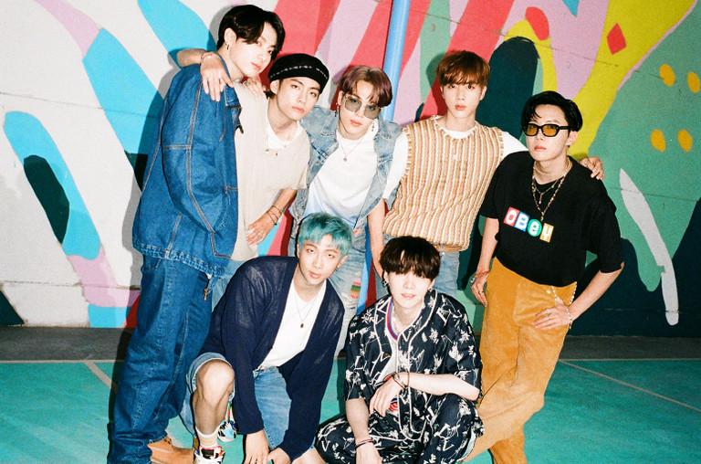 BTS Rules Billboard Artist 100, Earns First Hit on Radio Songs Chart    Billboard