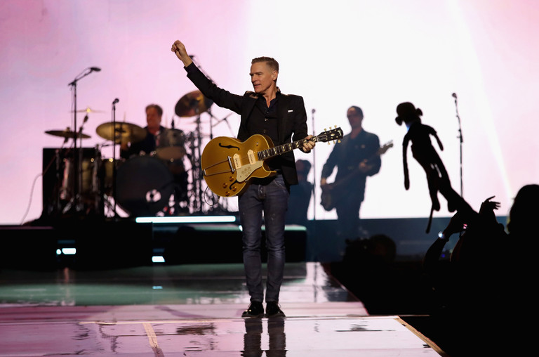 Bryan Adams to Headline 'Return to Live' Concert in Germany Next Month for 12,000 Fans