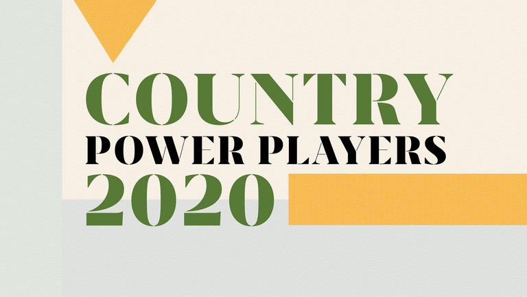 Revealed: Billboard's 2020 Country Power Players