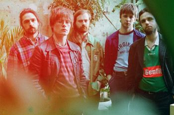 Fontaines D.C. Debut at No. 3 on Emerging Artists Chart, Powered by New Album 'A Hero's Death'