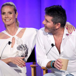 Heidi Klum Gives Update on Fellow 'AGT' Judge Simon Cowell's Recovery After Back Surgery