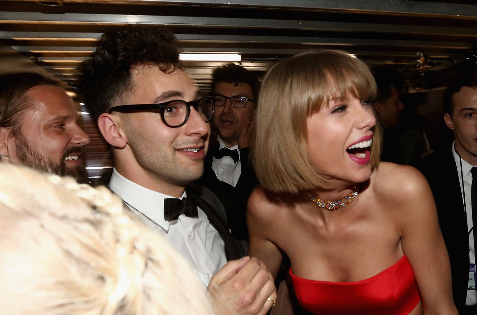 Jack Antonoff and Taylor Swift