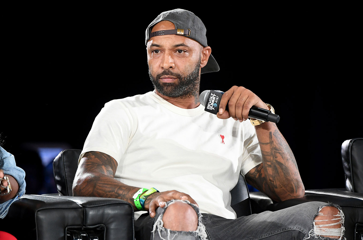Joe Budden Brings Podcast to Patreon, Joins Company as Head of Creator Equity