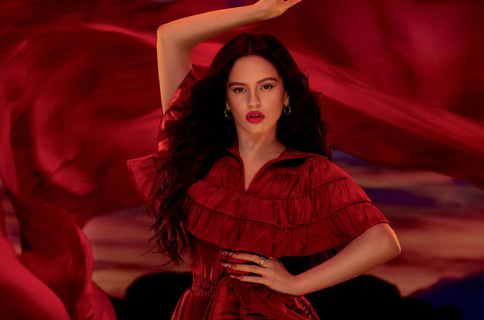 M•A•C Announces Rosalía As 2020 VIVA GLAM
