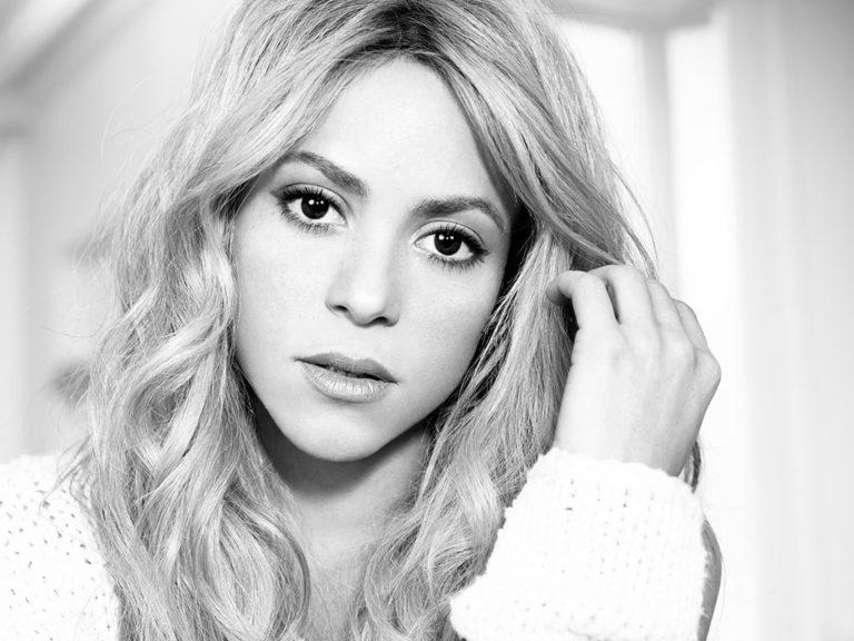 Celebrity Fashion: Shakira
