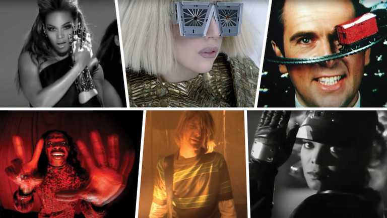 The 100 Greatest Music Video Artists of All Time: Staff List