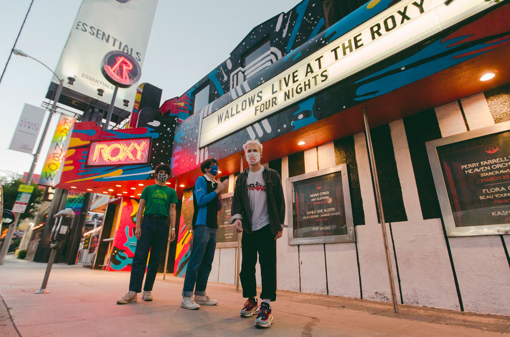 Wallows Announce Four-Night Streaming Concert Series at The Roxy