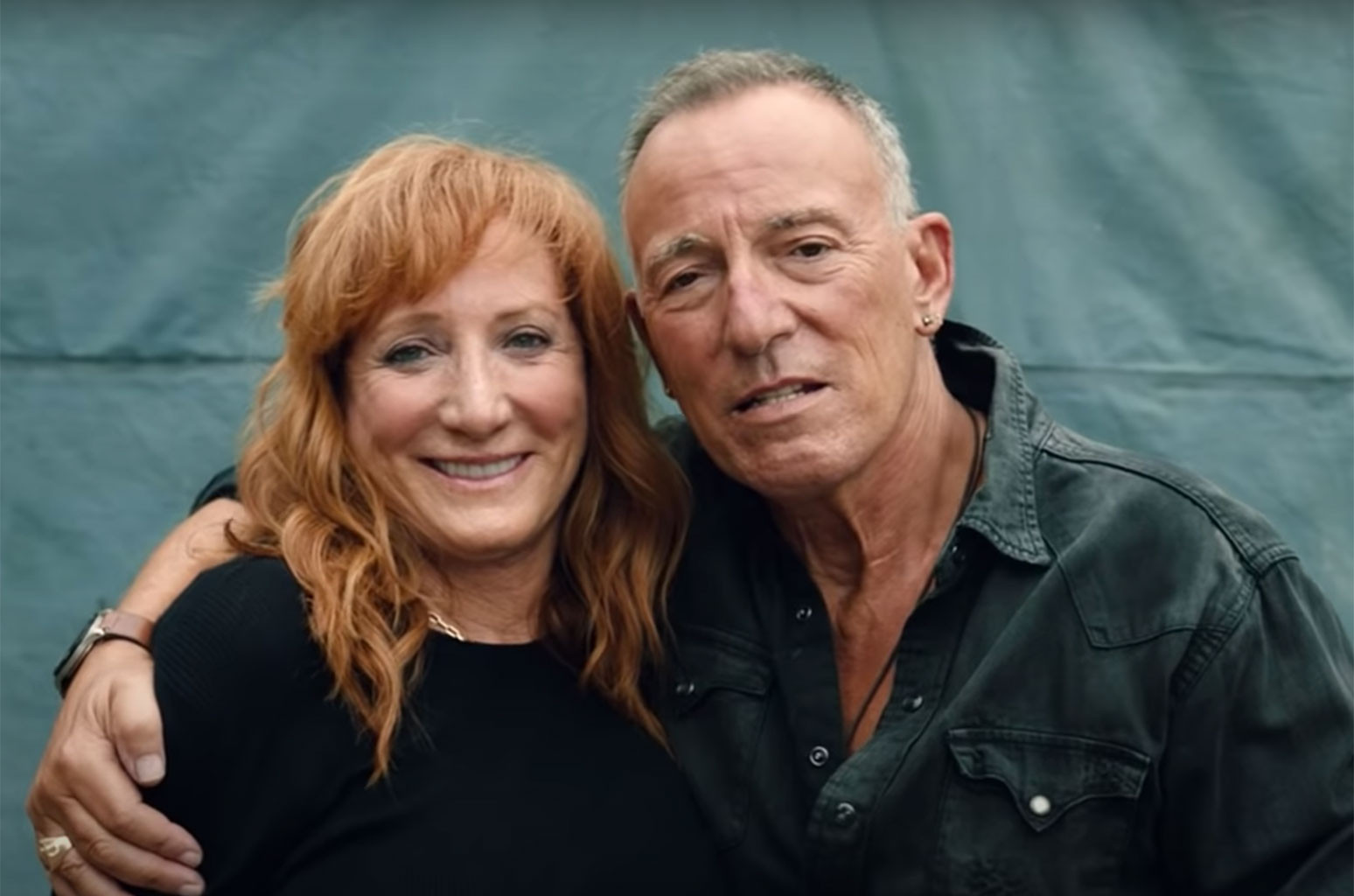 Patti Scialfa Bruce Springsteen