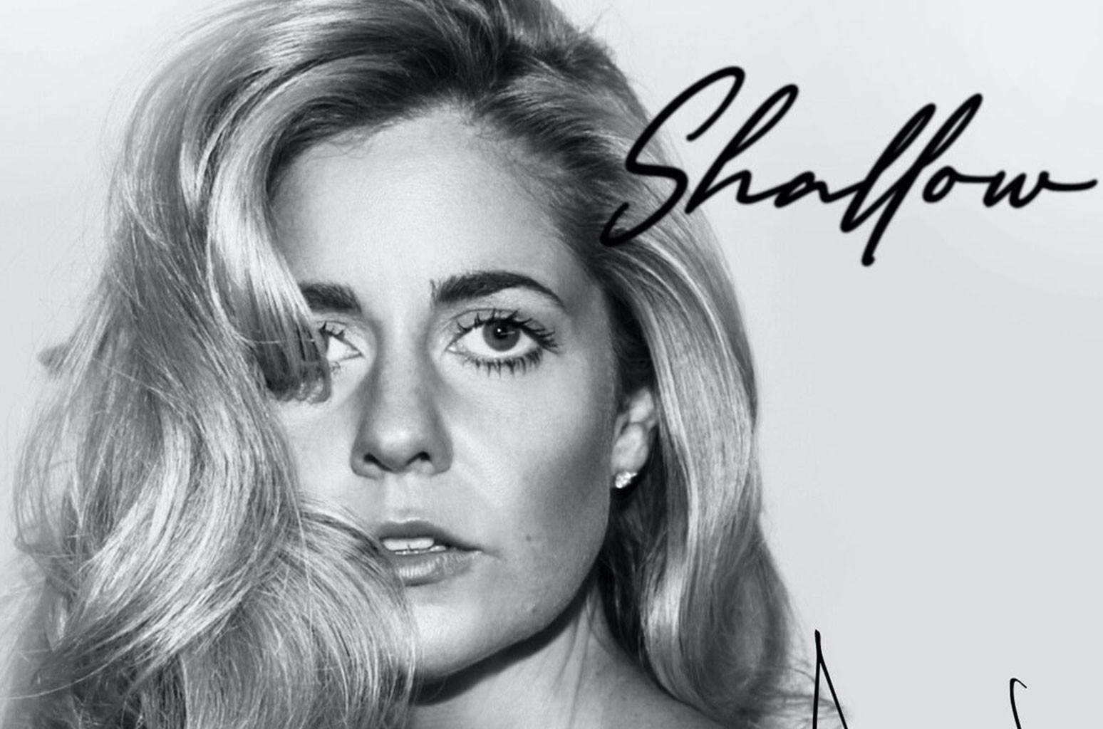 """Charlotte Awbery, """"Shallow"""""""