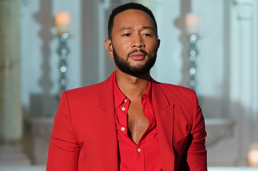 John Legend Wants You to See What's Really Going on With Kanye West's Presidential Campaign