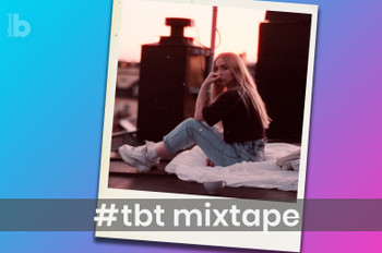 Shy Martin Shares #TBT Mixtape Meant for the 'Loudest Volume'