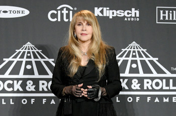Stevie Nicks Calls Coronavirus Pandemic 'A Real American Horror Story' in Impassioned Note to Fans