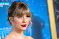 Taylor Swift Reacts to Hot 100 & Billboard 200 Milestone With a Very Fitting GIF